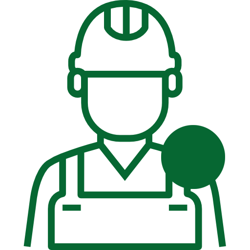 local approved and qualified tradespeople